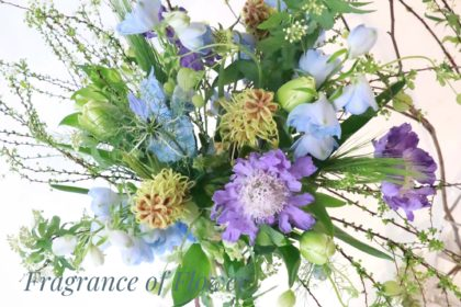 Fragrance of Flower 2月レッスンスケジュール