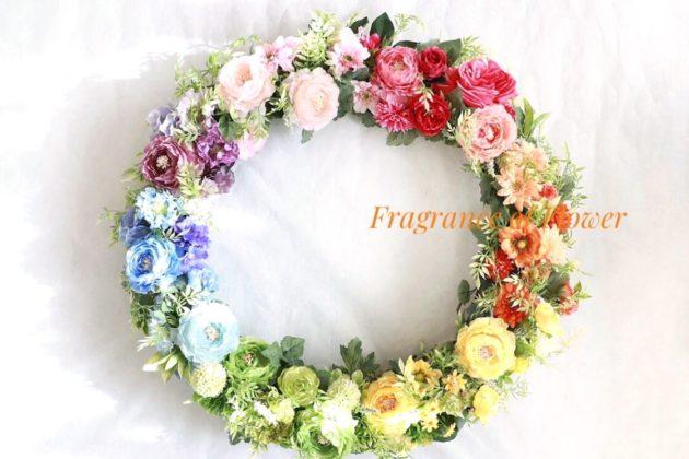 千葉 鎌ケ谷 花屋 寺本真理 Fragrance of Flower オーダーフラワーアレンジメント オーダーフラワー